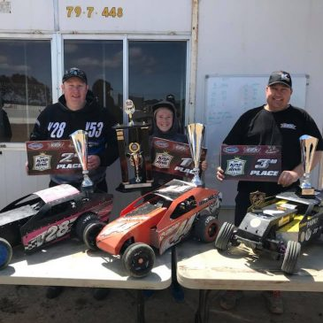 Seckold Racing juggernaut continues in King of the Ring